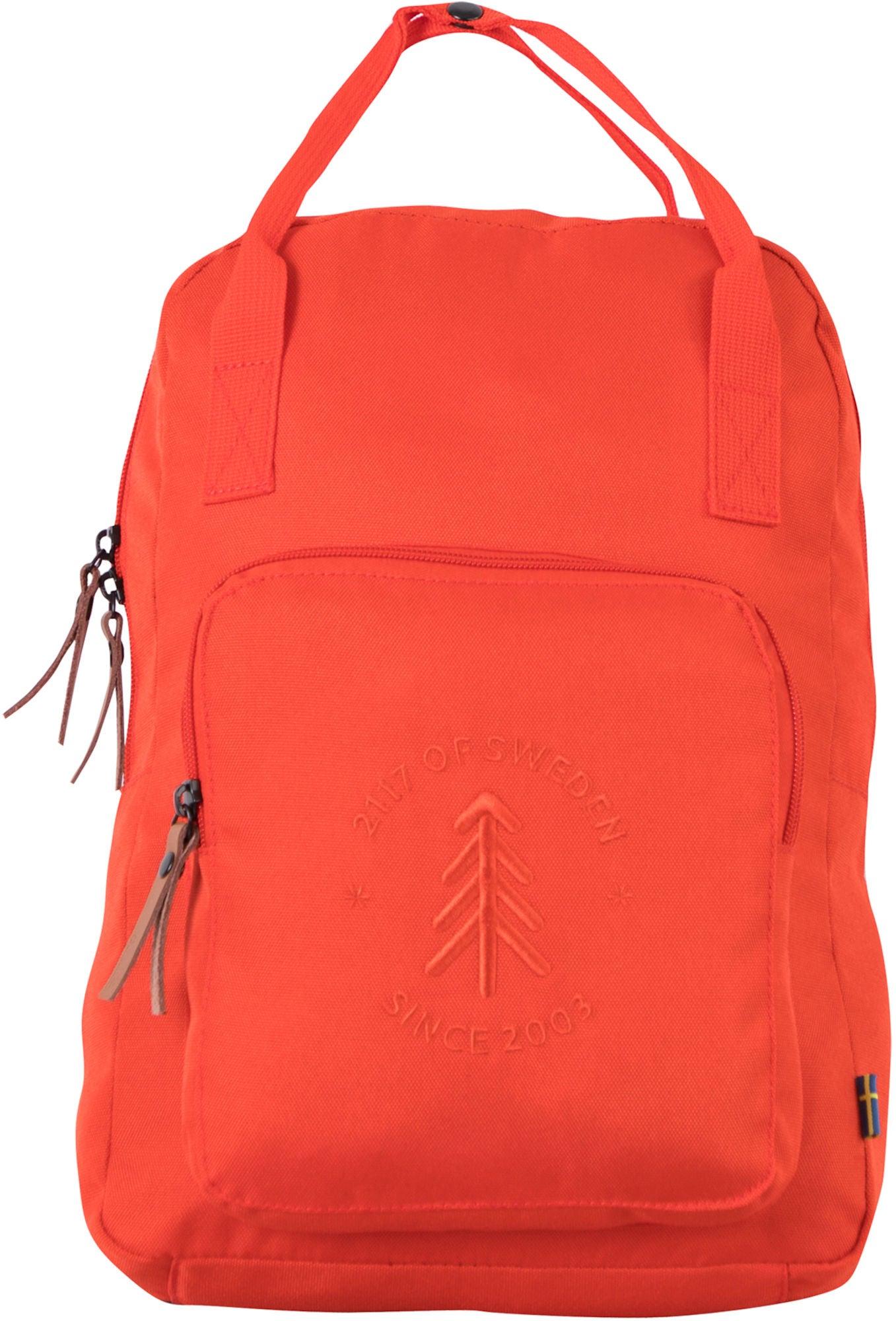 2117 Stevik Ryggsekk 15L, Orange