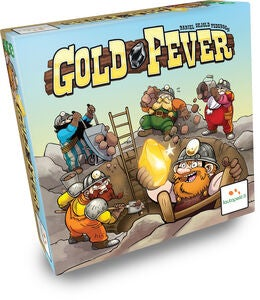 Gold Fever Barnespill