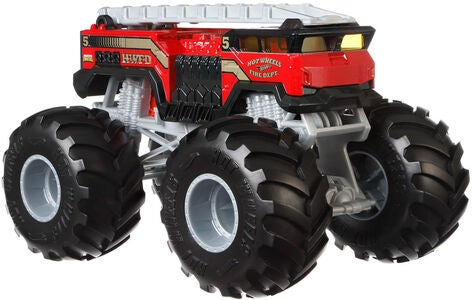 Hot Wheels Monster Trucks Alarm 1:24