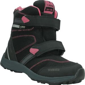 Treksta Run GTX High Vintersko, Black/Pink