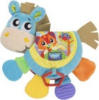 PlayGro Musical Clip Clop Teether Book Biteleke