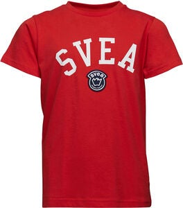Svea Chicago T-Shirt, Rød