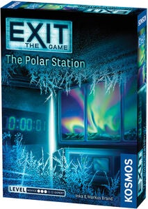 Exit: The Polar Station Selskapsspill