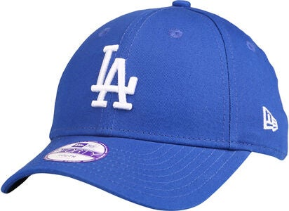New Era 9Forty Kids League Basic Kaps, Bright Royal