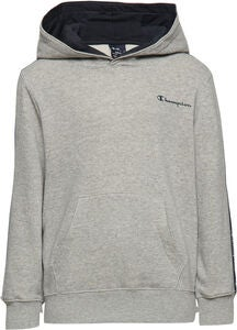 Champion Kids Hettegenser, Grey Melange Light