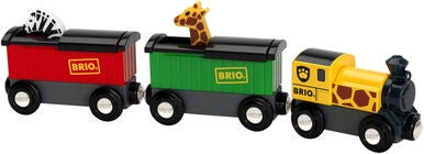 BRIO World 33722 Safari Tog