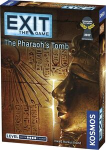 Exit: The Pharaoh's Tomb Selskapsspill