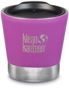 Klean Kanteen Insulated Tumbler Termoskopp med Lokk 237ml, Berry Bright