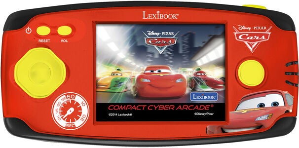 Disney Cars Compact Cyber Arcade
