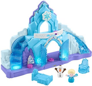 Fisher-Price Disney Frozen Lekesett Elsas Ispalass