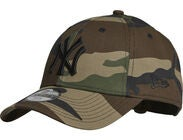 New Era 9Forty Kids Caps Essential 940, Woodland Camo