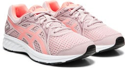 Asics Jolt 2 GS Sneaker, Watershed Rose/Sun Coral