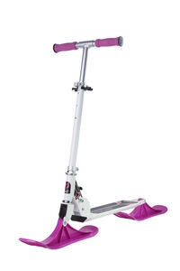 STIGA Snow Kick Bike, Hvit/Rosa