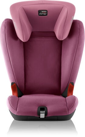 Britax Kidfix SL Beltestol Black Series, Wine Rose