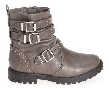 Luca & Lola Donatella Boots, Dark Grey