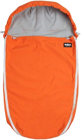 The Buppa Brand Softshell Vognpose, Vibrant Orange