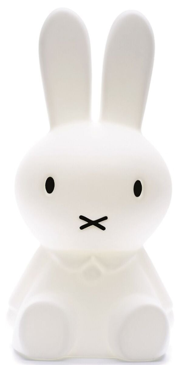 Miffy XL Lampe, Hvit