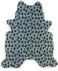 Childhome Teppe Leopard 145 x 160, Blue