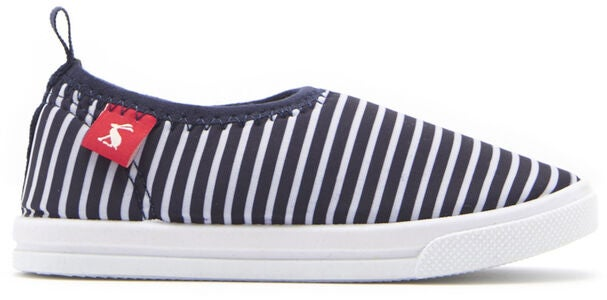 Tom Joule Badesko, Navy Stripe