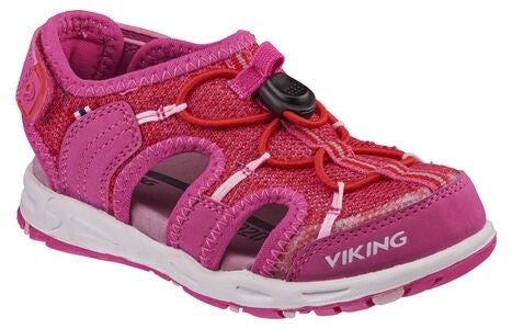 Viking Thrill II Sandal, Magenta/Red