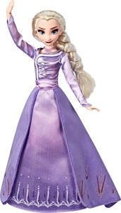 Disney Frozen 2 Dukke Elsa Deluxe Fashion