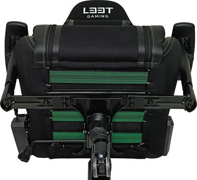 L33T Elite V3 Gamingstol, Grønn