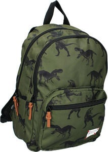 Skooter Animal Kingdom Ryggsekk 13L, Green