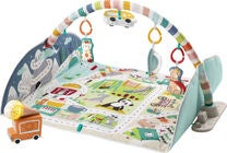 Fisher-Price Activity City Babygym og Lekematte