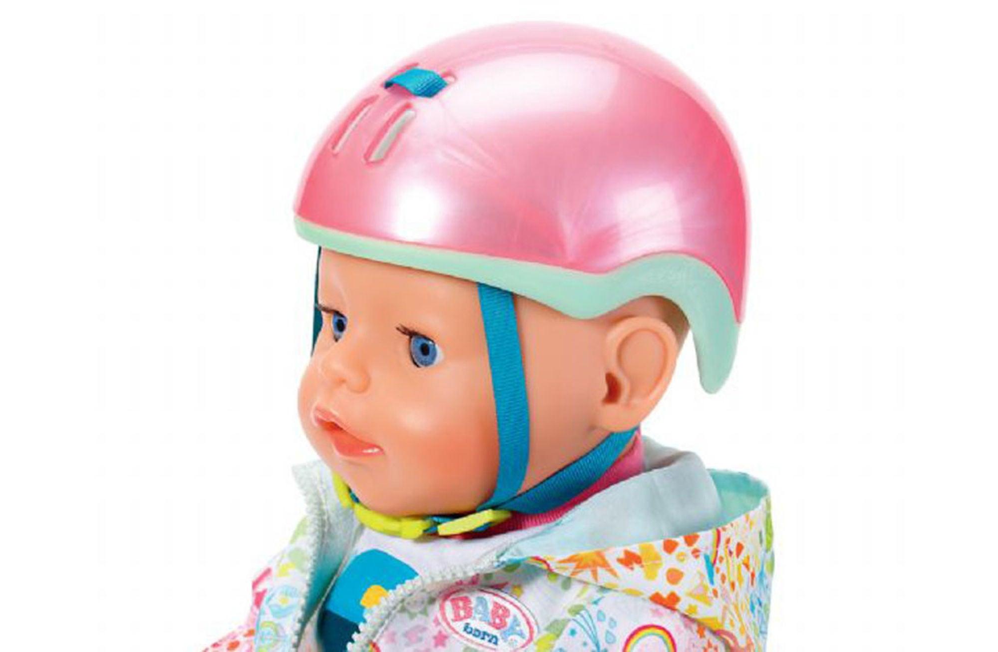 5d8dbc3507f Kjøp Baby Born Play & Fun Dukketilbehør Biker Helmet | Jollyroom
