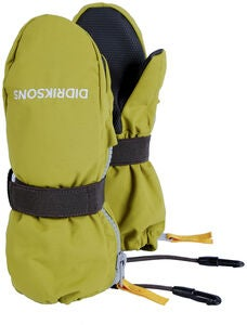 Didriksons Biggles Zip Votter, Seagrass Green