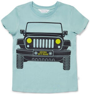 Luca & Lola Andino T-Shirt, Blue/Green