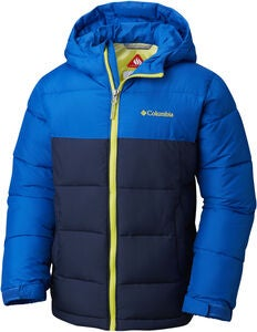 Columbia Pike Lake Jakke, SuperBlue/Collegiate Navy