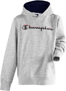 Champion Kids Hettegenser, Grey Melange