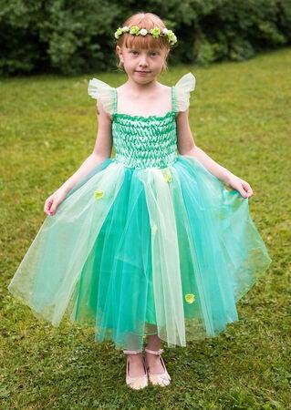 2166f45bd67e Kjøp Den Goda Fen Kostyme Fe-kjole Blomster