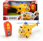Brannmann Sam Wallaby Helikopter