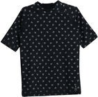 Wheat Jackie Swim T-Shirt SS, Navy