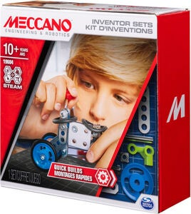 Meccano Byggesettt Quick Builds Sett 1