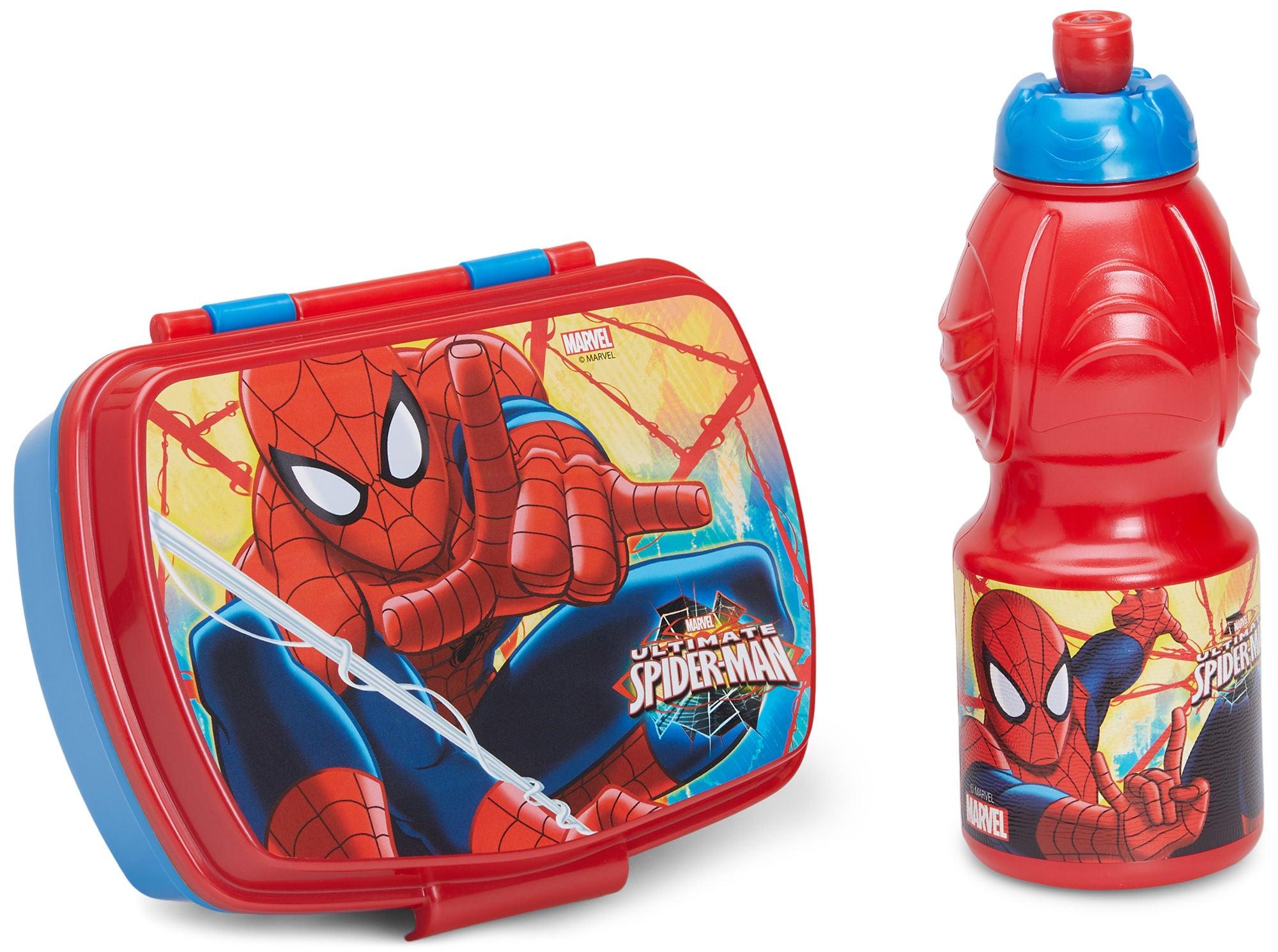 Marvel Spider-Man Lunsjsett