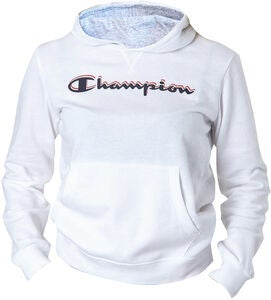 Champion Kids Hettegenser, White