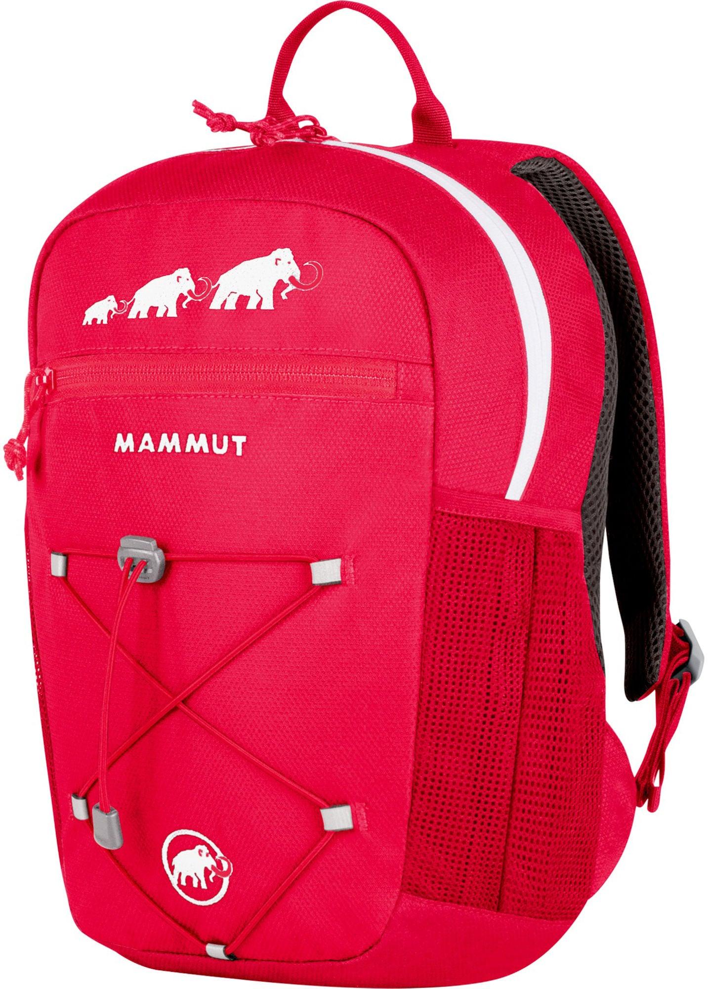 Mammut First Zip Ryggsekk 16L, Light Carmine