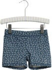 Wheat Niki UV-Badeshorts UPF50+, Indigo Anchor