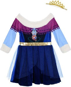 Disney Frozen Morgenkåpe, Navy