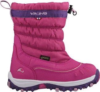 Viking Windchill GTX Vintersko, Magenta/Purple