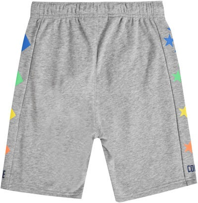 Converse Chevron Shorts, Dark Grey Heather/Navy