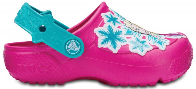 Crocs Frozen Clogs, Candy Pink