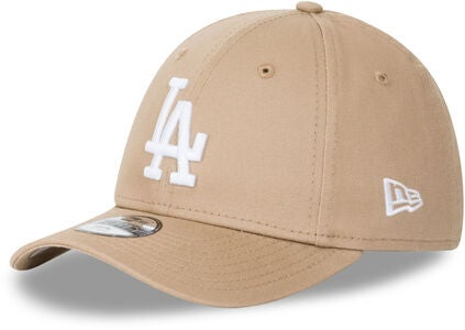 New Era League Essential 9FORTY KIDS LOS Kaps, Camel/Optic White