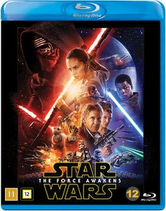 Star Wars The Force Awakens Blu-Ray
