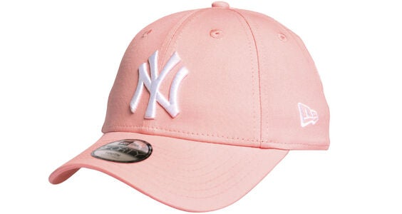 New Era 9Forty Kids League Essential Kaps, Pink