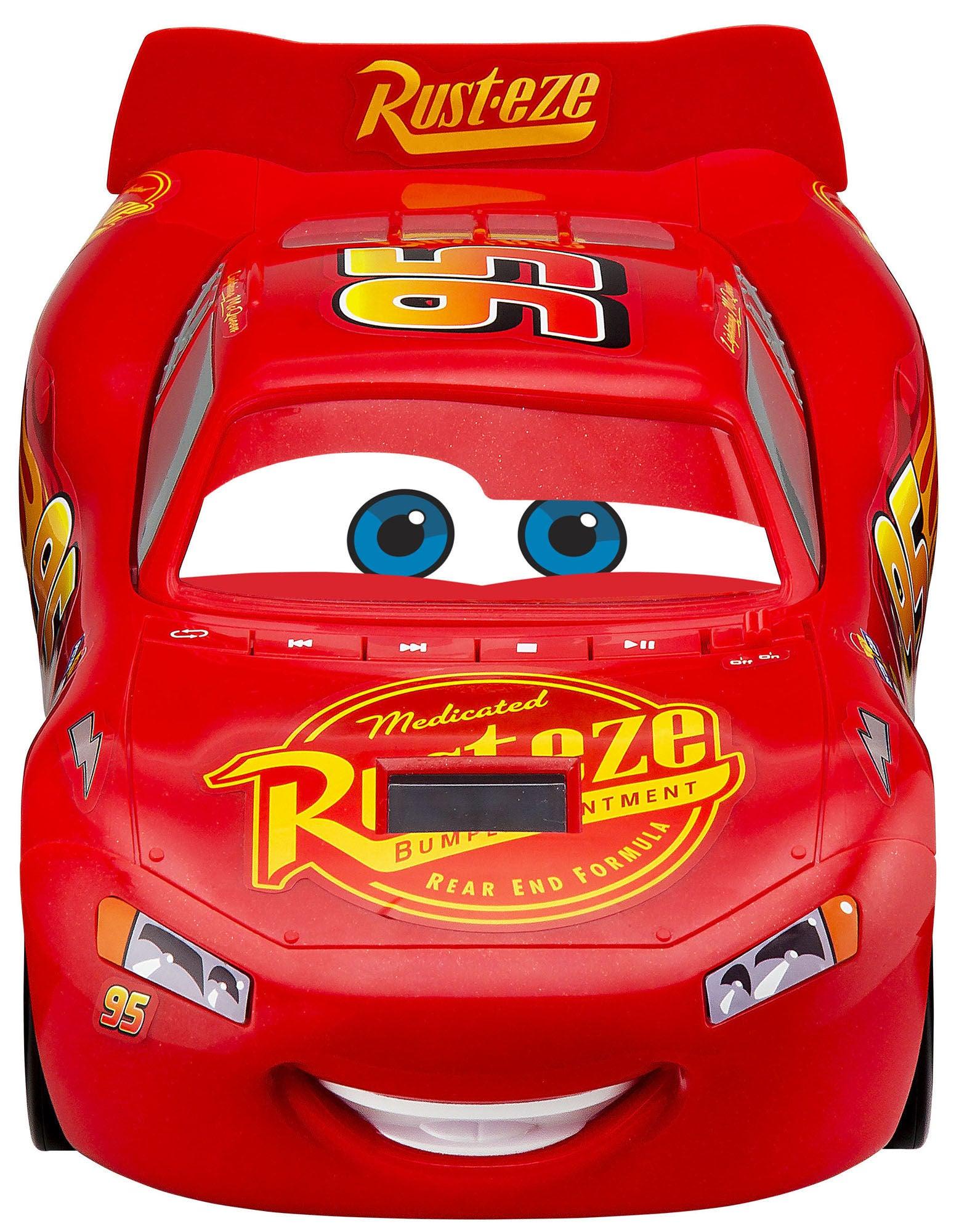 Disney Cars CD-spiller
