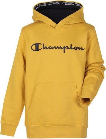 Kjøp Champion Kids Crewneck Genser, Lemon Curry   Jollyroom